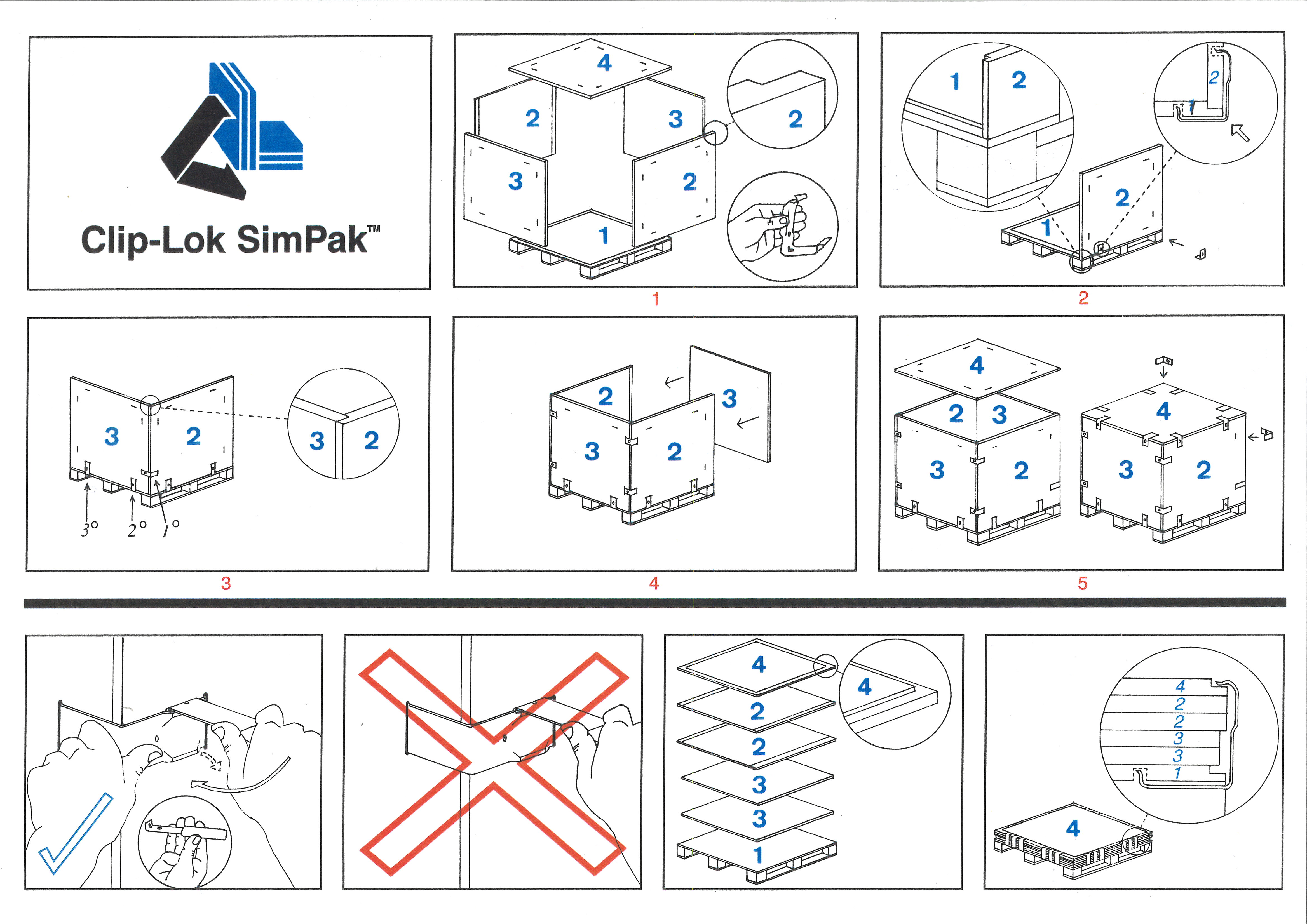 Sales Support Clip Lok Simpak Leoni Wiring Harness India Instruction Label For Box Assembly